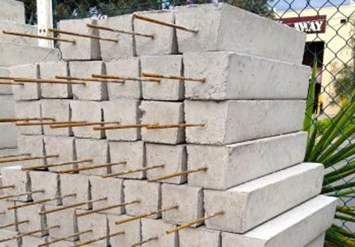 Concrete Stumps