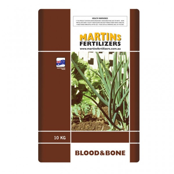 Blood Bone Soil Conditioner