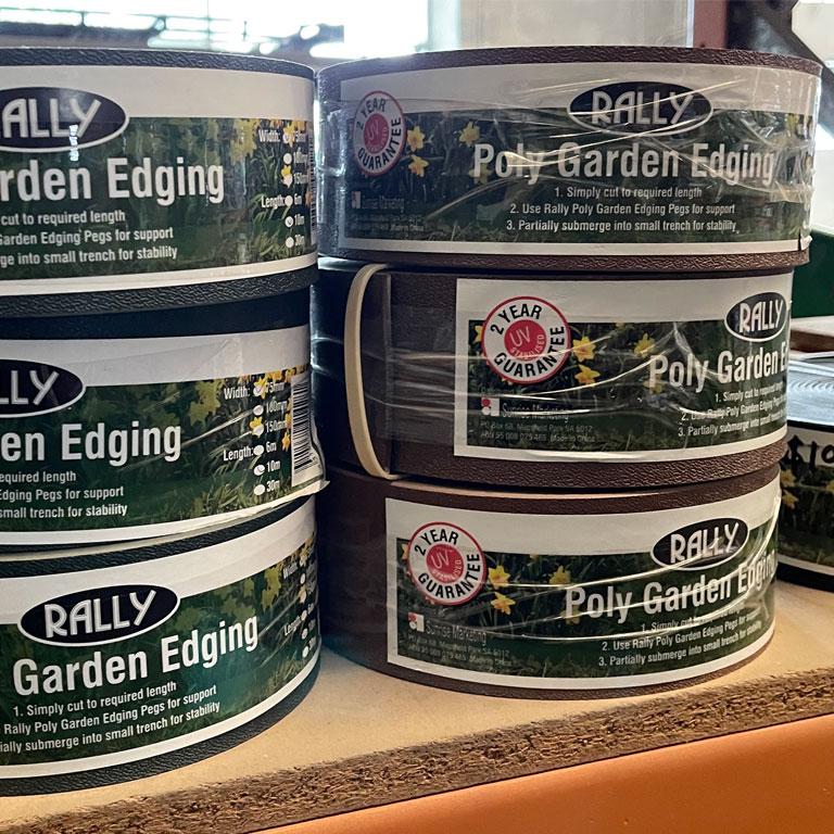 Poly Garden Edging