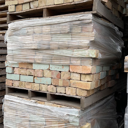 Secondhand-Bricks